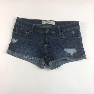 Women's Abercrombie shorts.